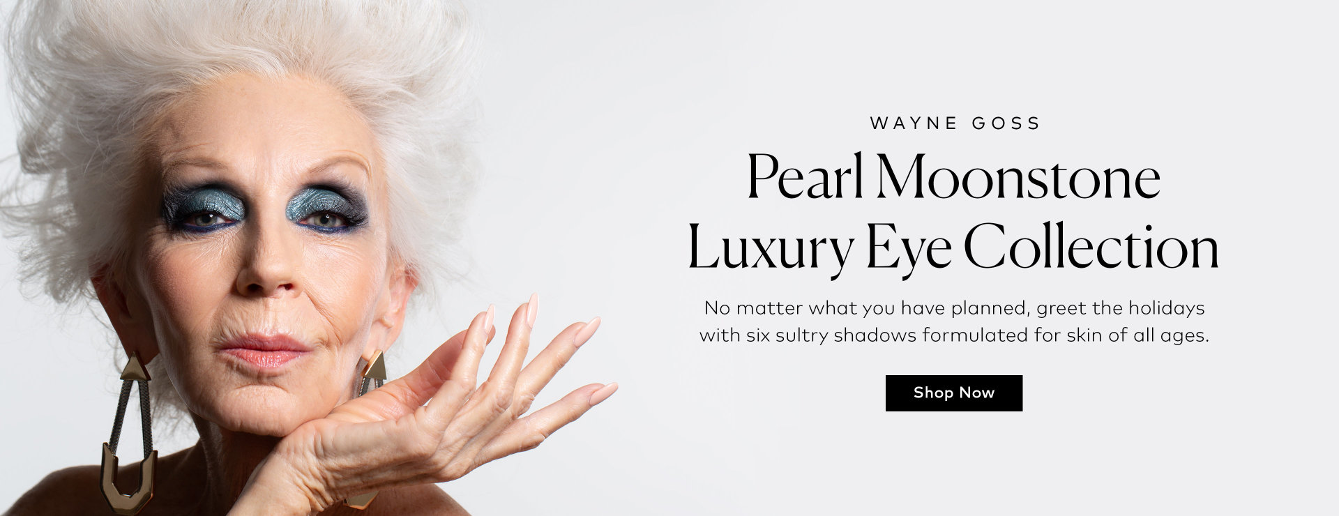 Shop Wayne Goss Pearl Moonstone Luxury Eye Collection now on Beautylish.com