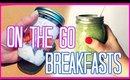 BACK TO SCHOOL HEALTHY BREAKFASTS! CarolaneCP