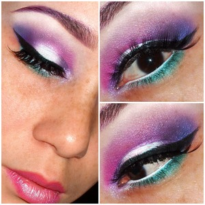 All products used by Sugarpill Cosmetics