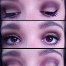 Triple Everyday makeup look