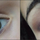 Make up tutorial Nude Violet