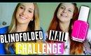 Blindfolded Nail Challenge