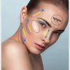 How to Contour and Sculpt Cheekbones Using Makeup