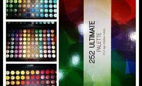 252 Ultimate Palette: Coastalscents