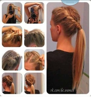 Cute Updos Without Bobby Pins Pictures Please Beautylish