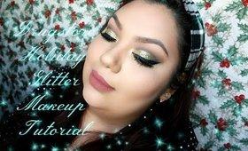 Holiday Glitter Makeup Tutorial