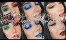 JAMES CHARLES X MORPHE PALETTE | 3 Holiday looks