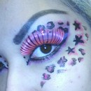 Pink And Lashes