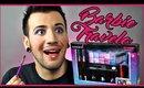 BARBIE TRAVELO - Full Face Using Kids Make Up