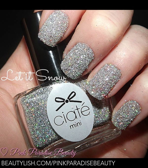 Ciate London Chrome Nail Polish: Splendid Wedding Company