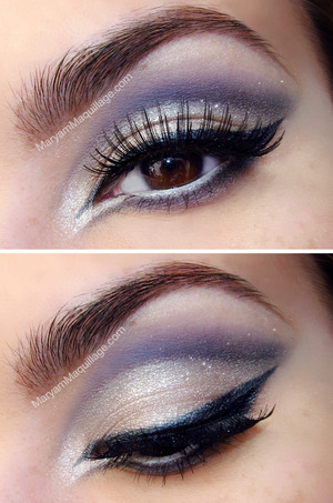 Details: http://www.maryammaquillage.com/2013/01/cool-makeup-tips-for-winter-princess.html