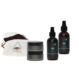 Amal Oils Deluxe Moroccan Hammam Collection II