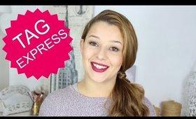 TAG express | Alba Badell