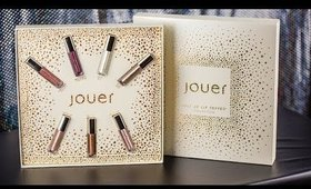 The Best Of Jouer Lip Topper Set- Swatches and Application!