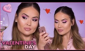 VALENTINES DAY MAKEUP | Maryam Maquillage