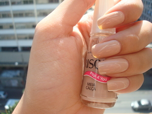 Nude, nude all the way.