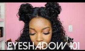 Eye Shadow 101| Blending basics, Make Your Eyeshadow POP & My Fave Brushes