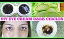 DIY Eye Cream for Dark Under Eye Circles & Age Spots Treatment | SuperPrincessjo