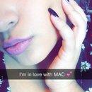 Pretty blush makeup