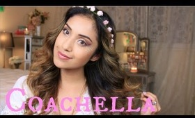 Coachella Makeup Tutorial and Lookbook