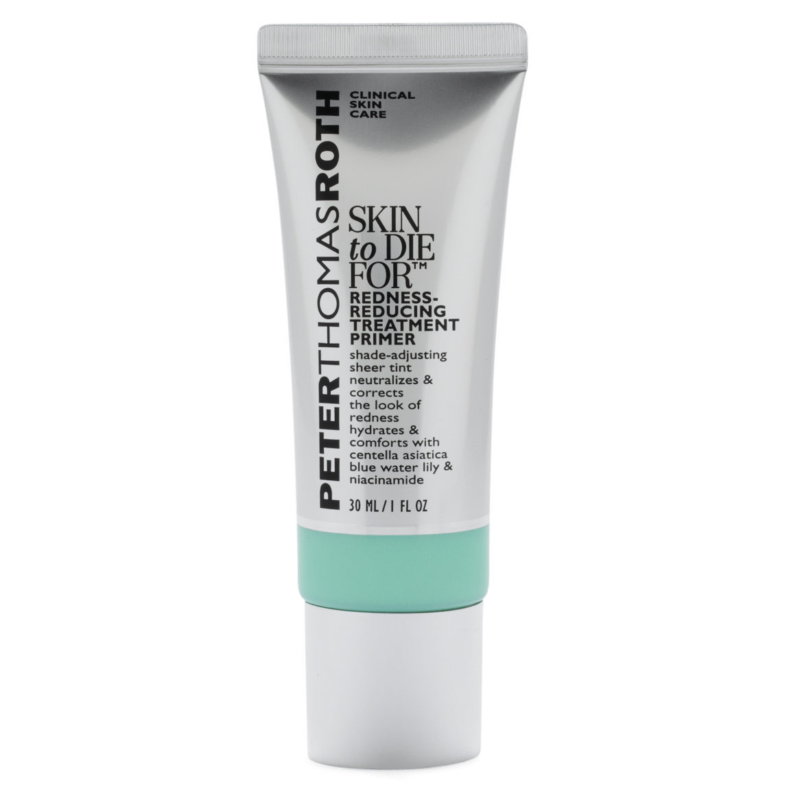 Peter Thomas Roth Skin To Die For Redness Reducing Treatment Primer alternative view 1 - product swatch.