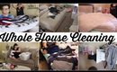 Clean My ENTIRE House With Me | Whole House Cleaning || SPEED CLEANING