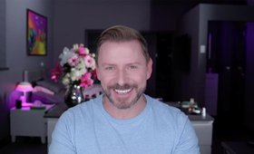 Wayne Goss Reveals His New Blush Palettes