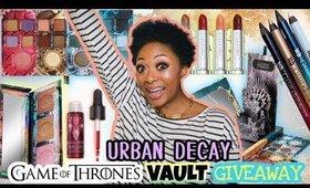 GIVEAWAY: Urban Decay x Game of Thrones Vault