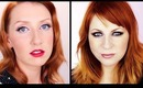 Jessica Chastain Makeup-Collaboration with PetjaChannel!