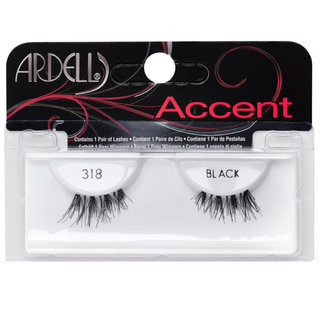 Accent Lashes 318 Black