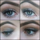 subtle smokey eye
