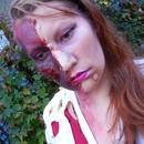 Half Burnt Zombie