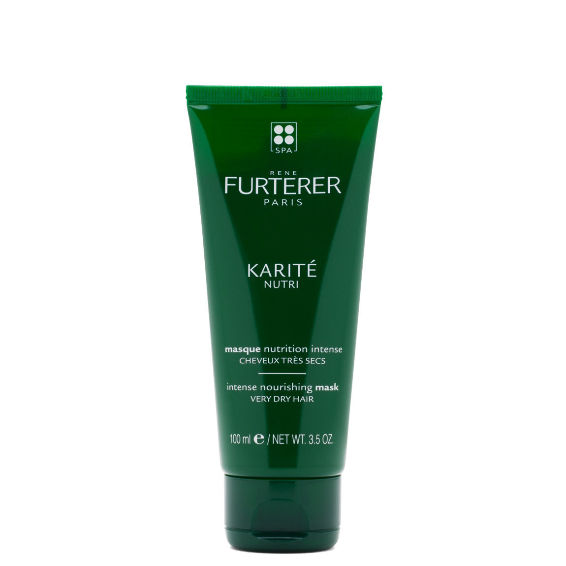 Rene Furterer Karite Nutri Intense Nourishing Mask 3.5 oz product smear.