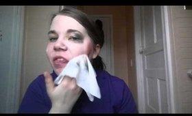 Shine Makeup Removing Cloths Demo