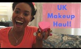 Collection, I♡Makeup, Models Own... UK Drugstore Makeup Haul! ♡ Chrisamor Beauty