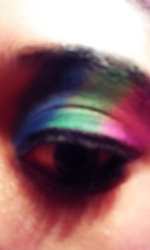 Eye combination