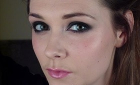 Classic smokey eye- PARTY makeup!