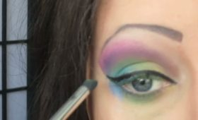 How To: Tropical Eye
