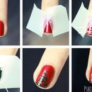 Christmas nails :-*