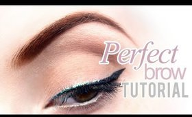 Tutorial: Perfect Brows | Tips & Tricks!
