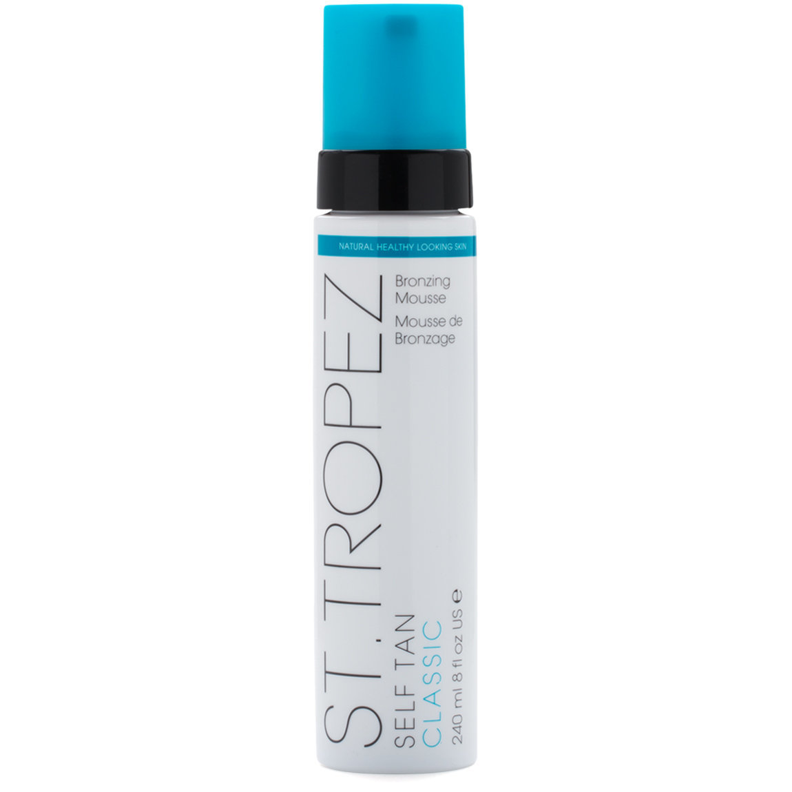 St. Tropez Self Tan Classic Bronzing Mousse 240 ml product swatch.
