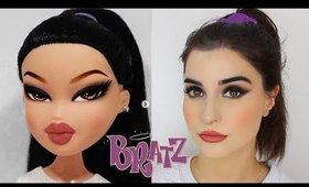 Turning Myself Into A Bratz Doll | Bratz Challenge