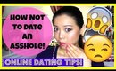 How NOT To Date An Asshole Online!   NEW Drugstore Makeup GRWM