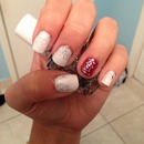 christmas nails ☺