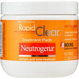 Neutrogena Rapid Clear Daily Pads
