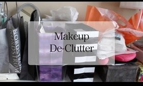 De-Cluttering Series Part 2: Makeup | Chicago Beauty Report
