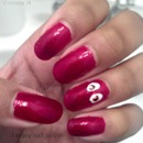Eyeball Accent Finger