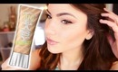 QUICK Demo & Review: Benefit Big Easy Complexion Perfector | Kayleigh Noelle