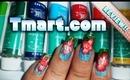 Tmart.com 12pcs Winsor Newton Nail Art Colorful Pigment for 3D Use Review