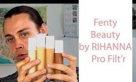 FENTY BEAUTY by Rihanna reseña base
